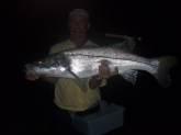 40 inch snook on fly.....in the dark!..Still waiting Bill...LOL.