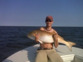 Mouth of the Neuse River Bull Drum