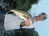 7lbs cape cod MA on a bill dance swimmin image