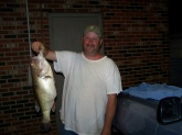 10.4 lbs...private lake in ms..........got her on a white spinner bait