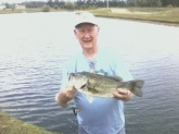 7/13/2014 Columbus, NJ  I Caught this 5lb plus Bass on a SK Rage Tail Toad. Got 3 others on it and 4 more on a 5