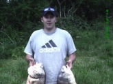 I CAUGHT THESE TWO DRUM, STRIPER FISHING AT NICKAJACK DAM. THEY BOTH WEIGHED OVER TWENTY POUNDS.(NEW HOPE,TN)