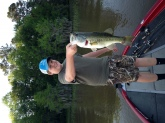 Lake Blackshear-Warwick,GA-Weighed 7.5