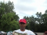 largemouth bass caught in Wethersfield cove Connecticut