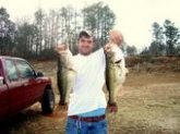 This was a good day on the water, a 7 pounder and 10 pounder. Release after i took pictures