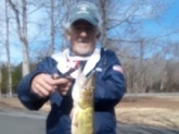 I caught this fish in Maryland. It was more than 24