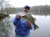 Bill, this is BASSNUT formerly with Tracker/Bass Pro here in Memphis.  Caught this 23.6