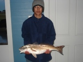 Christmas Day redfish- Galveston Texas (25