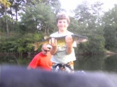 5 pound pike caught at menantico NJ What a beast