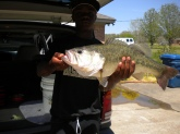 I was bass fishing at Lake Neomi in Canton Ms and caught this nice 9lb bass this morning