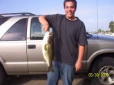 CAUGHT AT DITTO HSV AL 6LB USED LIVE SHAD