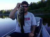 Caught 7/03/2010 in South Jersey 7.5 lbs. Bait used Yum Dinger