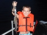night fishing on lake greenwood less than a pound