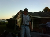 Caught Sept.18, 2010 in Mississippi. The fish weighed 10 lbs.