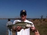 I caught this Bass in Montgomery Alabama in 2011.