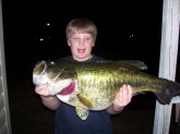 caught by Turner Smith 12, in private pond. 11 lbs  Moultrie Georgia. One of his many largemouth accomplishments dreams of becoming a pro...