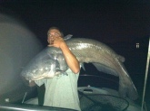 75lb James River blue Aug. 09 2011