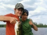 Largemouth Bass New Hampshire, Lake Wicwos