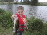 My 4 year old son back in may 2012