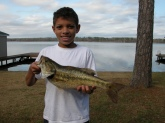 LAKE JORDAN ALABAMA 5 POUND LARGEMOUTH BASS