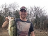 Early spring table rock lake missouri 7 lbs