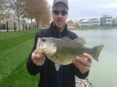 Cold front bassin' in Missouri...4 lbs