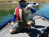 Lake Anderson, Morgon Hill, Ca.Rattle tap.3.9lbs