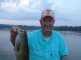 The smallies are begin to turn on in East Tennessee