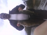Smallmouth at Laurel River Lake  weighed  7.2 lbs red eye shad