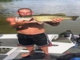 Caught on the Hiwassee River in Meigs County ,Tn by Tommy Mullinax  10.06 lbs 25.5 in 19 3/4 girth