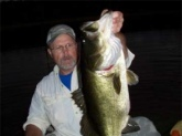 MY biggest bass caught in my favorite place to fish, Pickwick lake