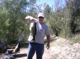 Caught in Temecula CA. Bass weighed about 10 lbs or so. No Scale Just Big Fun!